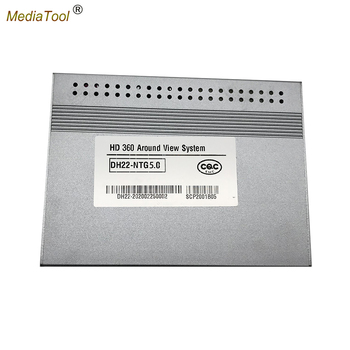 aHD 360 Degree Car Camera for Mercedes-benz NTG5.5 Class E / C / S / G 2018-2019 12.3 inch Factory-installed Screen