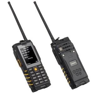 "Image 4 - Ioutdoor 4500mAh IP68 עמיד למים עמיד הלם רוסית מקלדת מחוספס נייד 2.4 ""מכשיר קשר אינטרקום FM נייד"