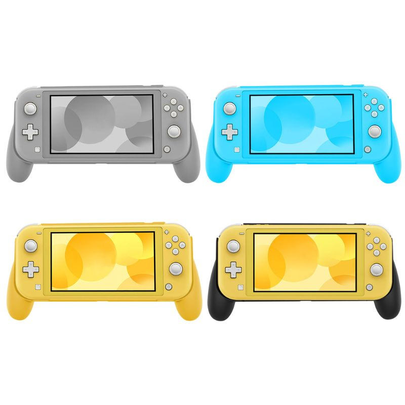 Portable Handheld Protective Case Anti-scratch Hard ABS Cover Protector for Nintend Switch Lite Handle Holder Grip Gaming