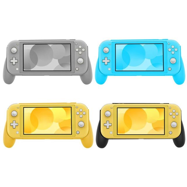 Portable Handheld Protective Case Anti scratch Hard ABS Cover Protector for Nintend Switch Lite Handle Holder Grip Gaming