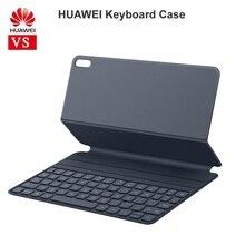 Huawei matepad pro 10.8 polegada teclado caso suporte de couro da aleta para mediapad m6 matepad 10.4 teclado para mediapad v6 10.4