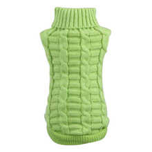 Warm Dog Clothes for Pet Clothing Puppy Sweater Coat Outfit For Small Breeds Costumes Z