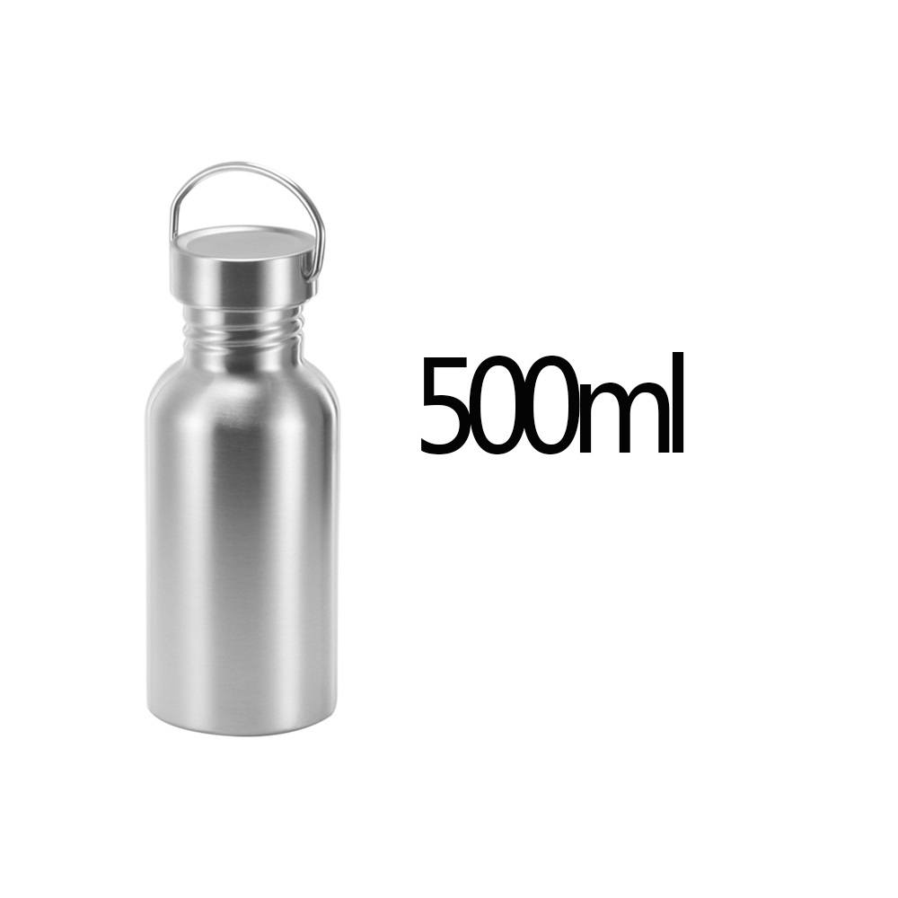 500ml stainless lid
