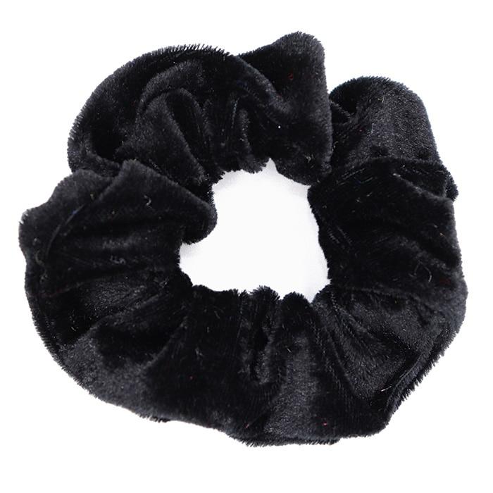 KnittedVelvet-Black