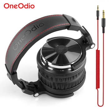 Oneodio Wired DJ Headphones Bass Stereo Gaming Headset With Microphone For Phone Over Ear Professional Studio Monitor Headphone 1