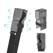 עבור DJI כיס 2 מכסה עדשת מצלמה מגן הוד הגנת מקרה עבור DJI אוסמו כיס Gimbal משמר חילוף חלקי מצלמה אבזרים