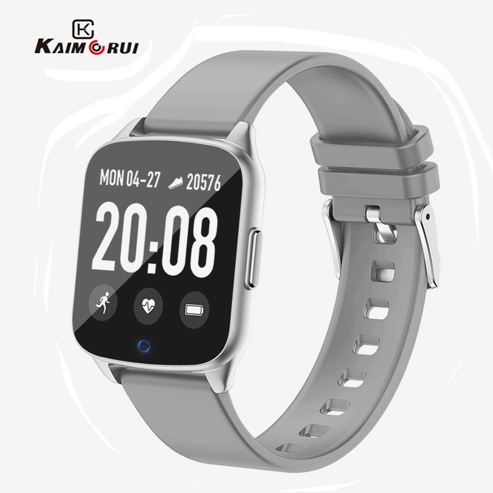 2019 Smart Watch Women Heart Rate Monitor Pedomete Clock Fitness Bracelet Tracker Men Sport SmartWatch Connect IOS Android Phone