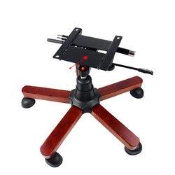 Пятизвездочный ножной босс компьютерный офисный стул шасси стул из твердой древесины ножной стул аксессуары для мебели аксессуары взрывоз...