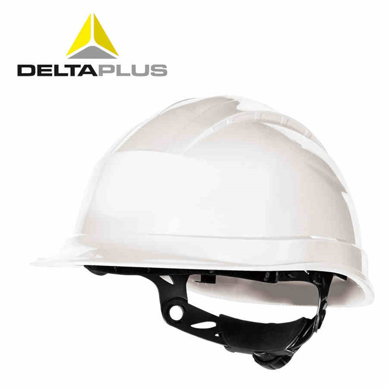 Deltaplus 102022 Safety Helmet Quartz Type ABS Safety Helmet Anti-Metal Splash High-temperature Resistant Helmet Wholesale