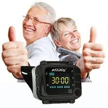 Домашний Уход за здоровьем Лазерная акупунктура физиотерапия оборудование лечение диабета, предотвращение инфаркта миокарда