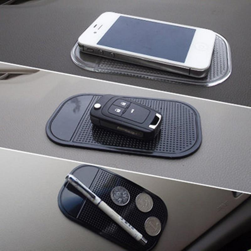 Akcesoria do wnętrza samochodu do telefonu komórkowego Mp3mp4 Pad GPS antypoślizgowy samochód przyklejony Anti-slipmata