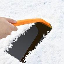 Переднего лобового стекла автомобиля Снежный лед скребок Авто