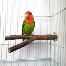 Питомец, попугай, необработанная древесина, вилка, окунь, подставка, дерево, ветка, подставка, игрушка, хомяк, ветка, волнистый Попугайчик, подвесная игрушка, окуни, аксессуары для птиц