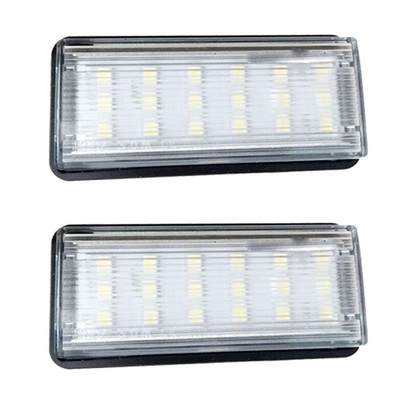 Car License Plate Light License Plate Light For Toyota Land Cruiser / Lexus Gx470 81270-60330