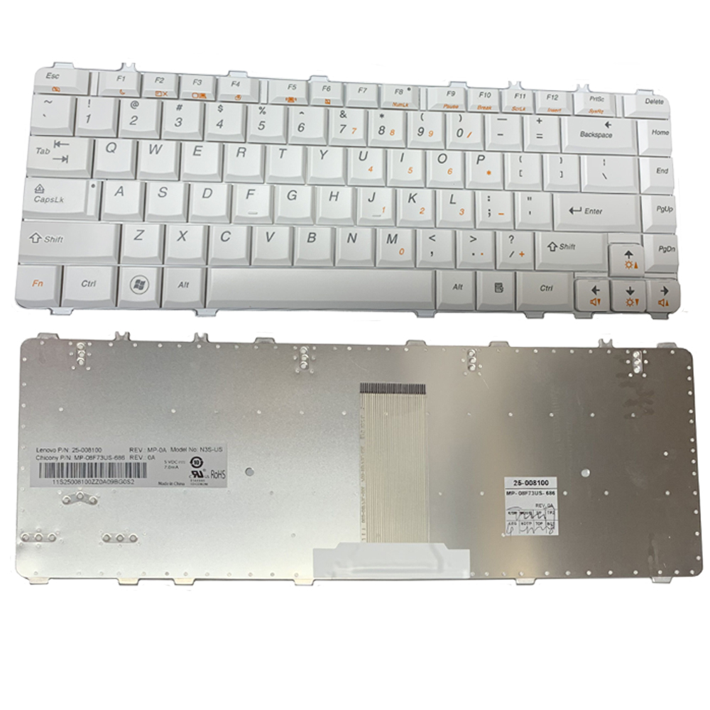 New Black Keyboard for Lenovo Y450 Y550 Y560 Y460 B460 V460 B460E Y460C 20020