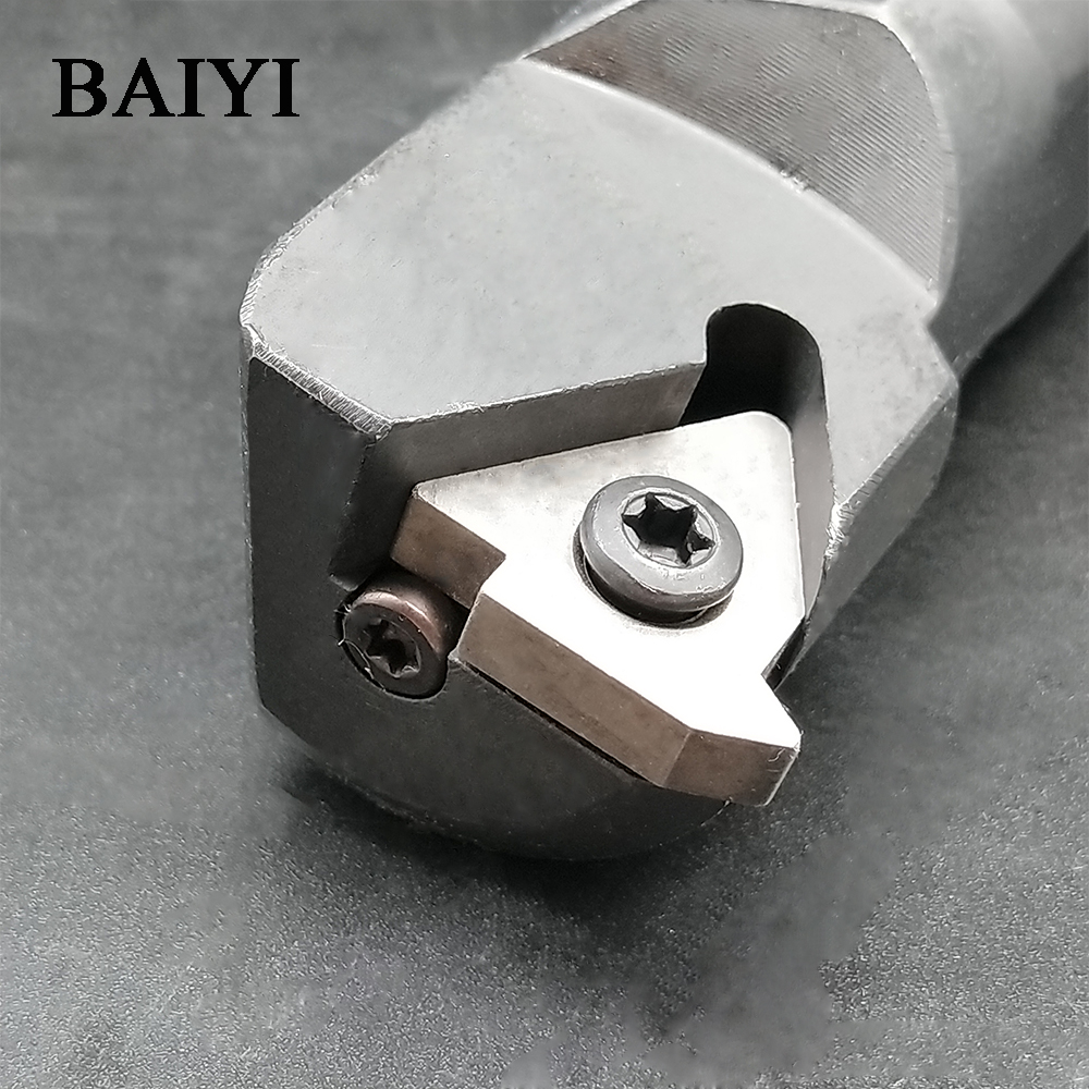 Ferramentas de Corte Thread Torneamento Ferramenta Titular Espuma Chato Barra Snr0032t27 Cnc Máquina Torno Snr 0032t27 32mm