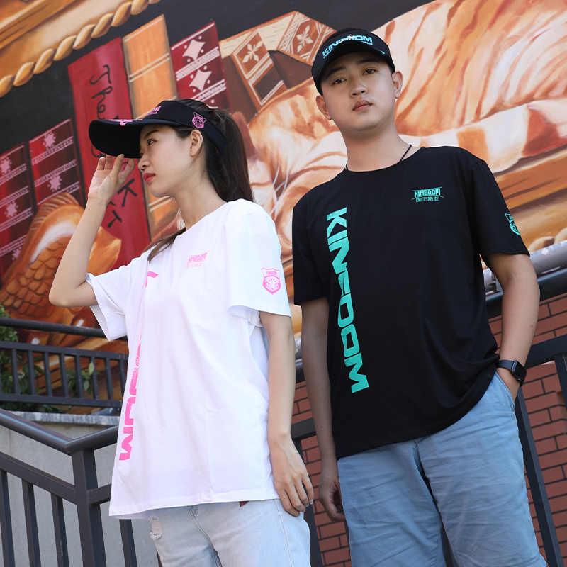 Kingdom 2020 New T-Shirt abbigliamento da pesca traspirante uomo carpa e pesca a mosca giacca a maniche corte asciugatura rapida abbigliamento ...