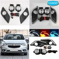 For Chevrolet Sail, Car LED daytime running light DRL,fog light kit