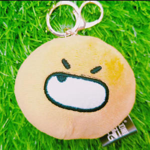 Plush-Toys Pendant-Chain Gift Small Girls Little Kids Cute Kawaii for Christmas-Keychain