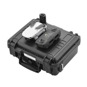 Image 4 - עמיד למים Drone תיבת לdji Mavic מיני Drone כבד החובה אחסון תיק תיק נשיאה נסיעות נייד Hardshell Handbox מגן
