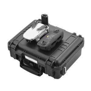 Image 4 - Waterproof Drone Box For DJI Mavic Mini Drone Heavy Duty Storage Bag Carrying Case Travel Portable Hardshell Handbox Protector