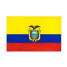 90x150cm Ecuador flag for decoration