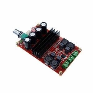 Image 3 - جديد XH M190 أنبوب الصوت الرقمي مجلس TDA3116D2 قوة الصوت أمبير 2.0 فئة D ستيريو HIFI مكبر للصوت DC12 24V 2*100 واط