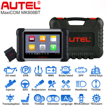 Autel Maxicom MK808BT OBD2 Auto Auto Diagnostic Tool Abs Srs Epb Bms Dpf Alle System Auto Diagnostic Tool Auto Scanner beter MK808