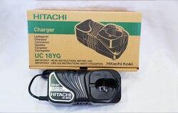 220-240V Зарядное устройство UC18YG для экскаватора HITACHI DN10DSA DS7DF FDS9DVB DS9DVF3 WH9DM2 WH9DMR DS10DV2 DS9DM DN12DY DS12DVB2 DS12DVF3 Зарядное устройство