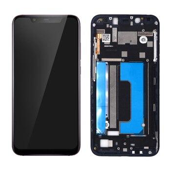 Pour Nokia 8.1X7 2018 TA 1119 TA 1121 TA 1128 TA 1131 LCD écran tactile numériseur avec cadre Écrans LCD téléphone portable     -