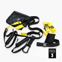 Bandes de résistance Fitness ceinture suspendue entraînement Gym entraînement ceinture de Suspension exercice traction corde étirement sangles élastiques