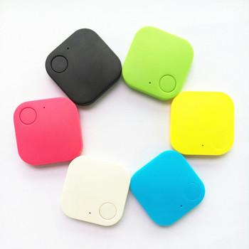 Najnowsza samochodowa inteligentna Mini urządzenie śledzące GPS na Bluetooth dla dzieci zwierzęta portfel klucze lokalizator alarmów wyszukiwarka w czasie rzeczywistym urządzenie elektronika Accessorie tanie i dobre opinie Włókien z tworzyw sztucznych
