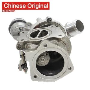 Image 3 - LittleMoon Original brand new turbocharger 0375N7 for Peugeot 206 307 2008 308 408 508 3008 5008 Citroen C3 C4 C5 DS3 DS4 DS5