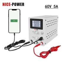 Fuente de alimentación ajustable de CC, fuente de banco de laboratorio de conmutación, regulador de voltaje y corriente Digital, 0,01 V, 30 V, 10A