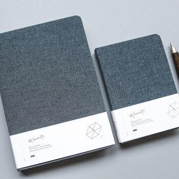 Cloth hardcover book solid color cloth hardcover book creative notebook hardcover book фото