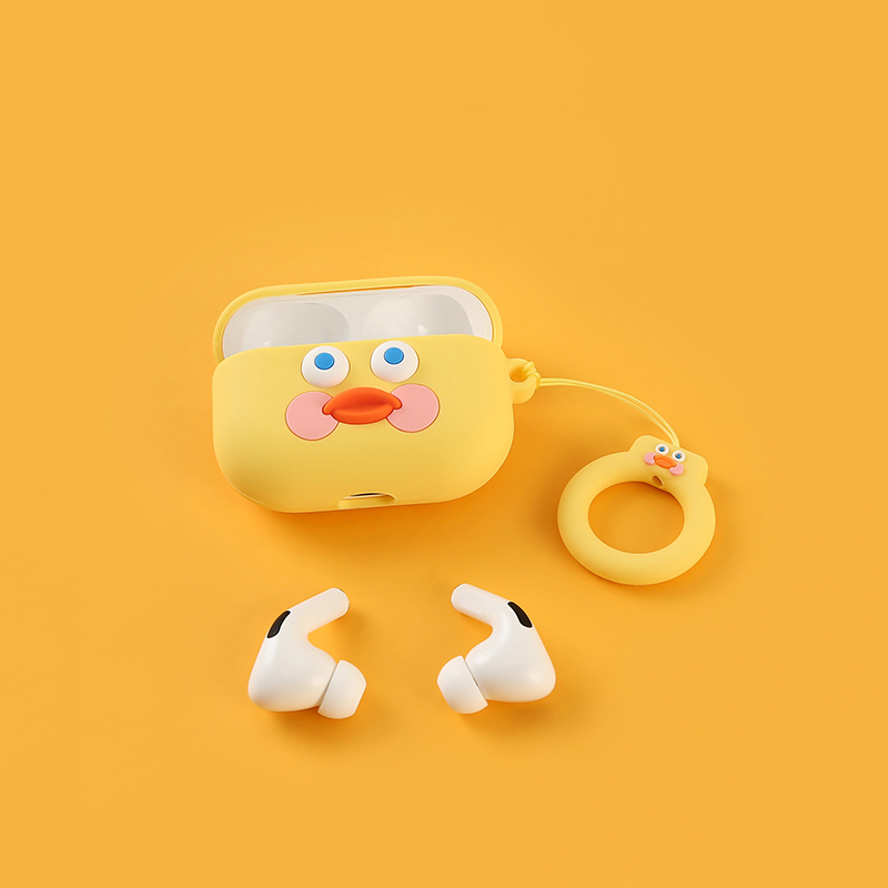 Cute 3D Silicone Case for Airpods Pro 121