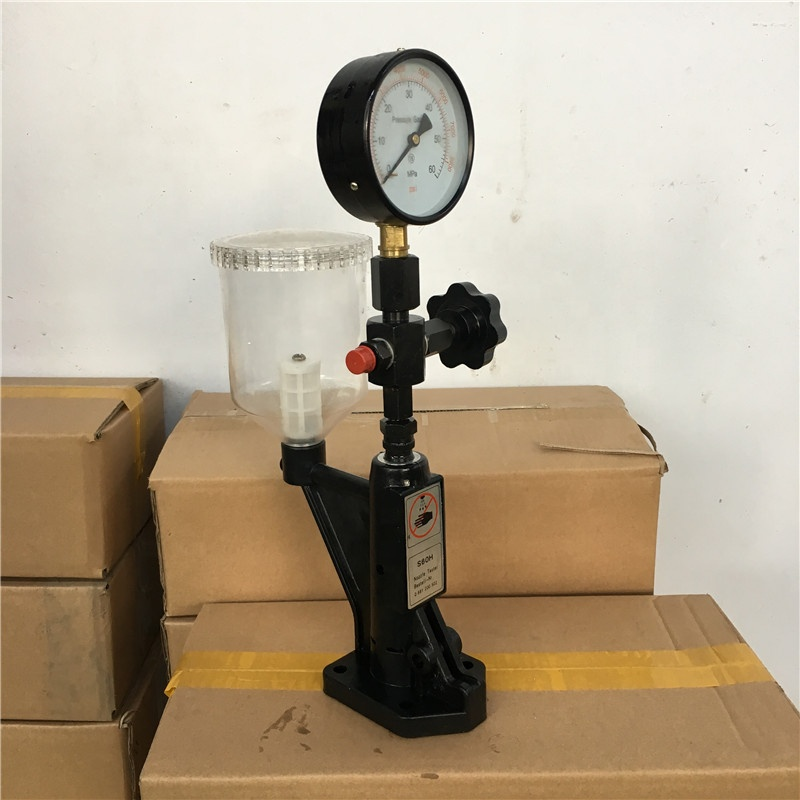 TAIAN NANTAI Diesel Fuel Injector Nozzle Tester S60H Testing Machine