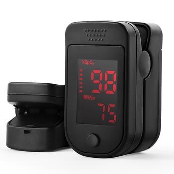 CZ Abd Stok Ev Sağlık Dijital Pulse Oksimetre LED Oximetro Kan Oksijen Nabız Monitörü SpO2 Sağlık Monitörler Oximetro