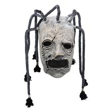 2019 New Movie Slipknot Cosplay Mask Event Corey Taylor Cosplay Latex Mask Halloween Slipknot Mask Party Bar Costume Props Adult