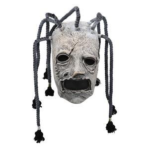 Image 1 - Masque Cosplay pour Halloween, nouveau film, en Latex, accessoires pour adultes, Corey Taylor, pour fête, Bar, Costume, nouveau film 2019