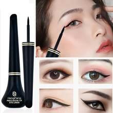 1pc pro eyeliner caneta impermeável sweatproof não-marcação durável não é fácil de borrar duro preguiçoso eyeliner olho comestics tslm1