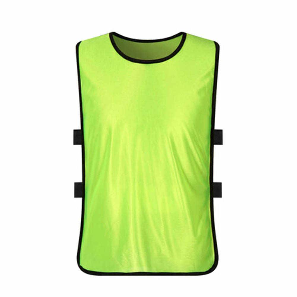 Polyester Luyện Tập Thể Thao Yếm Bóng Rổ Bóng Lưới Cricket Áo Bóng Đá Áo Trưởng Thành Bóng Đá Bóng Rổ Huấn Luyện Áo Vest