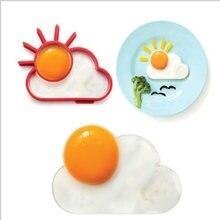 6 стилей жареное яйцо формы для блинов кролик облако формирователь