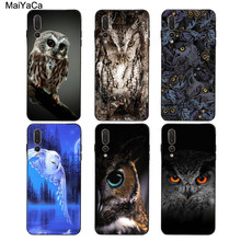 MaiYaCa Camouflage Owl Case For Huawei P30 Pro P10 P40 P20 Lite Mate 10 30 20 Pro P Smart Z 2019(China)