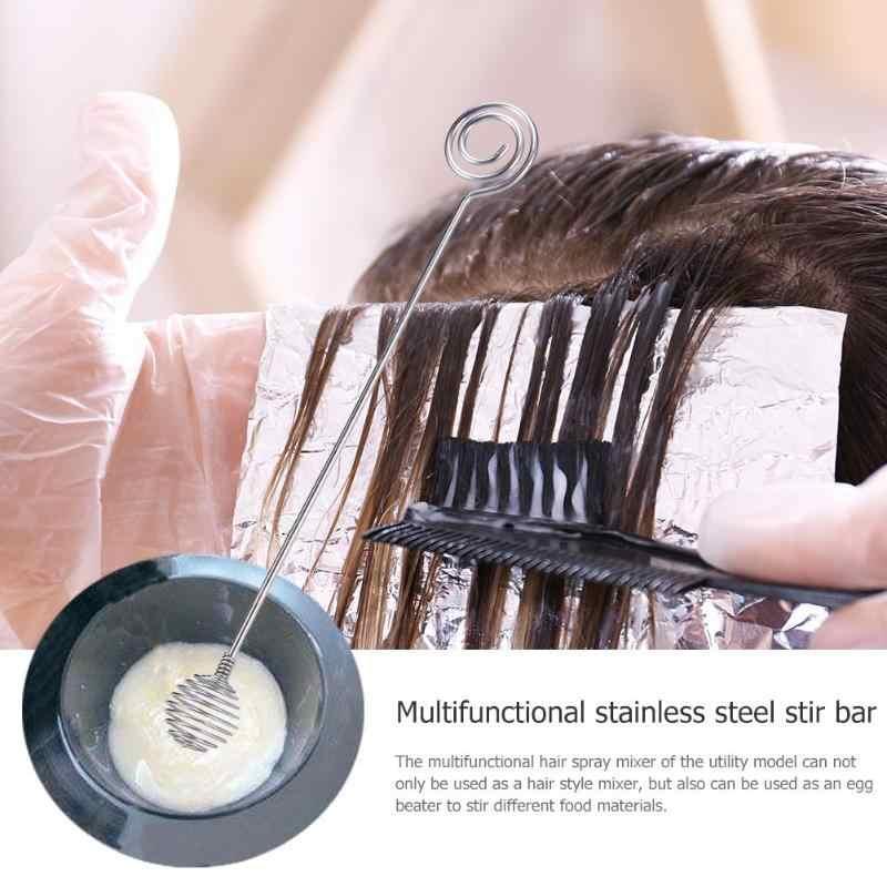 Multifunções salão de beleza cabeleireiro tintura creme batedor misturador do cabelo barbeiro agitador salão de beleza ferramenta de estilo para coloração do cabelo