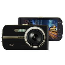 Car DVR Camera Full HD 1080P Night Vision Vehicle Video Recorder Dash Cam Rear View Camera yi smart dash camera 1080p video recorder car dvr wifi full hd cam night vision 2 7 165 degree 60fps adas safe reminder