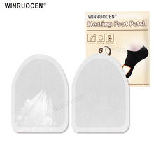 30 pairs of hot foot stickers insoles warm baby self-heating warmth soles fast heating