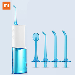 XIAOMI SOOCAS W3 Portable Dental Water Flosser Electric for Xiaomi Mijia Oral Irrigator Rechargeable Waterproof Water Toothpick