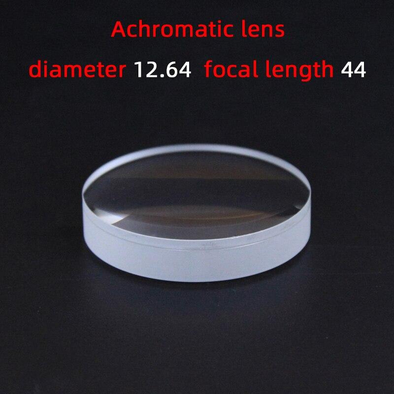 Diameter12.6 4Focal Length44 Achromatic Lens Factory Custom Telescope Lens Magnifier Various Sizes