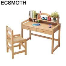 Set Tableau Enfant Meja Belajar Estudar Tisch Tavolino Bambini Tablo Estudiar Wooden Desk Escritorio Mesa Study Table For Kids